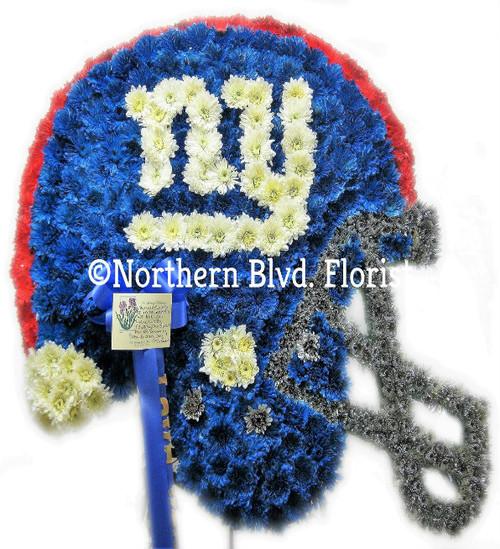 New York Giants Helmet
