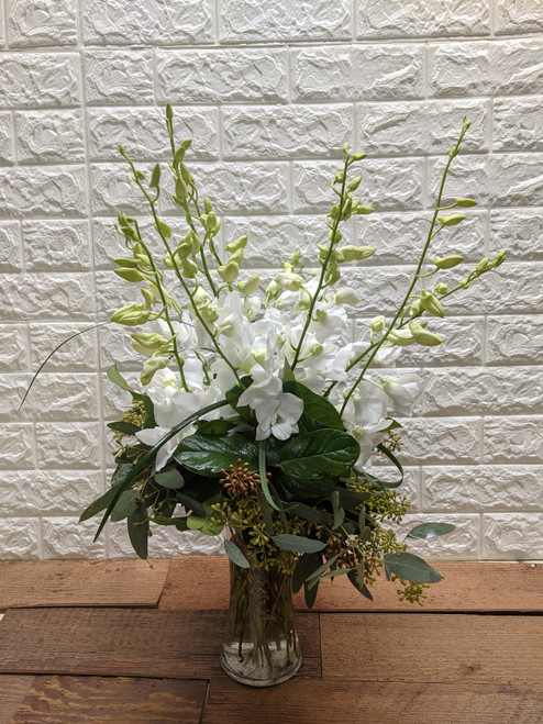 Serenity Orchid Vase