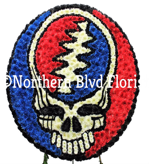 Gratetful Dead- Steal your Face