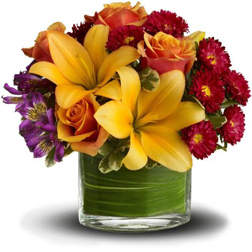Autumn Passages Bouquets