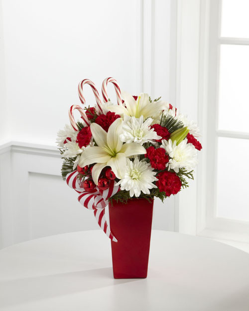 Holiday Happiness Bouquet
