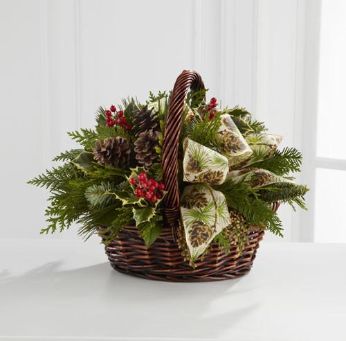Christmas Coziness Bouquet
