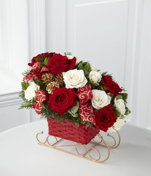 Happiest Holidays Bouquet