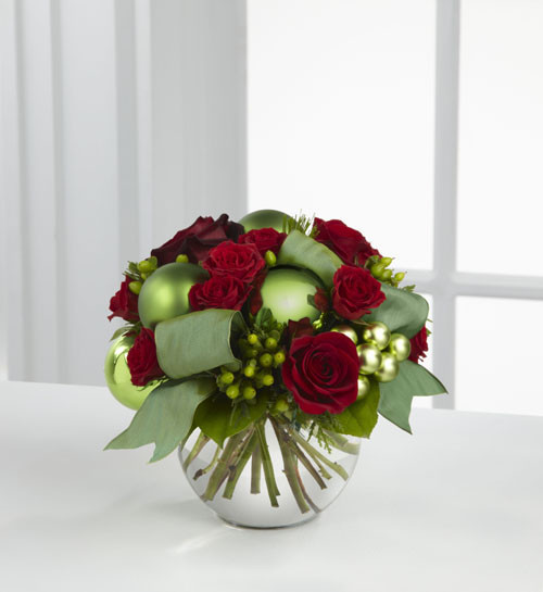 Holiday Bliss Bouquet
