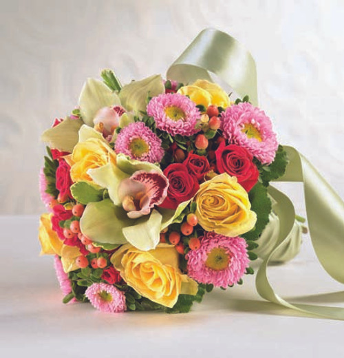 Color Mix Bouquet