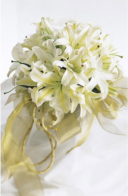 White Wonders Bouquet