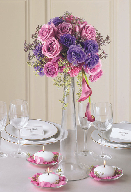 Dramatic Garden Centerpiece