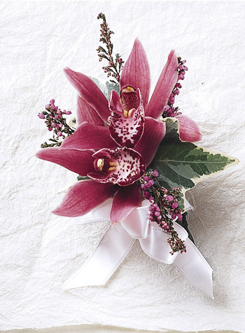 Poetry Corsage