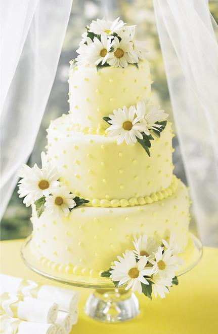 Daisy Delight Cake Decoration