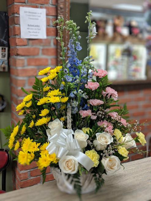 Loving Remembrance Basket