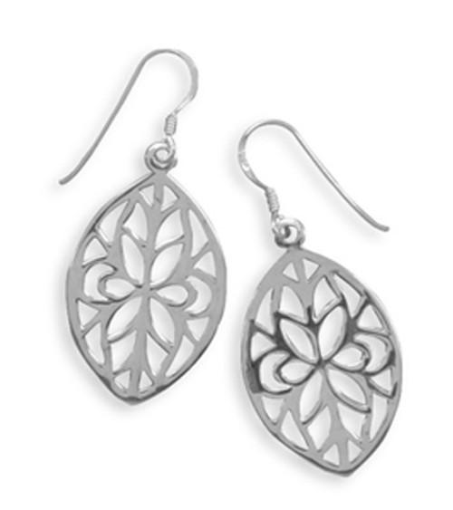 b63e78c9c Edelweis Earrings - Silvergirl Sterling