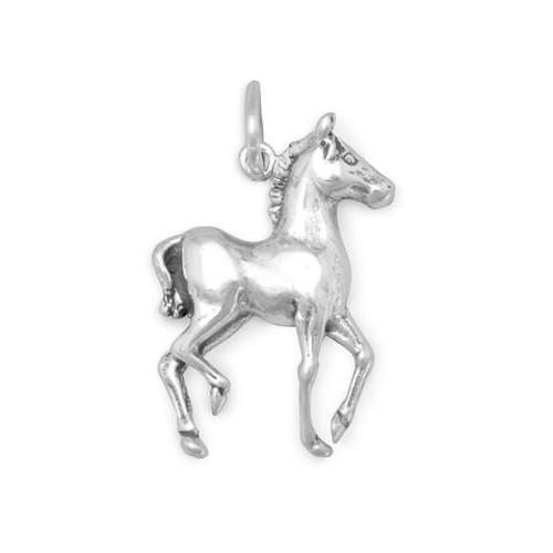Prancing Foal Charm/Pendant