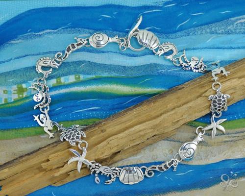 Octopus' Garden Necklace