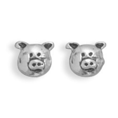 Piggy Stud Earrings