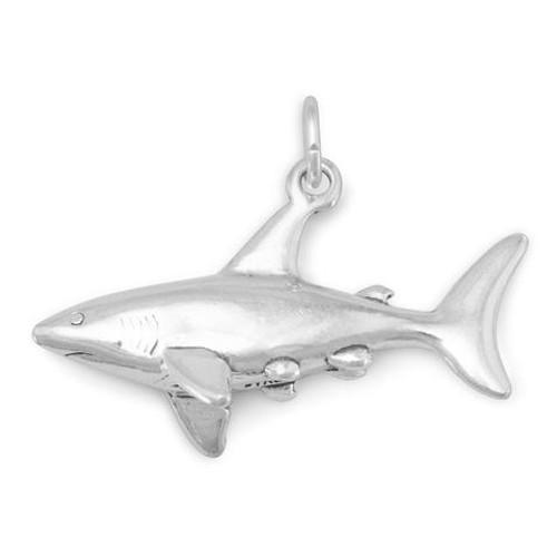 Reef Shark Pendant
