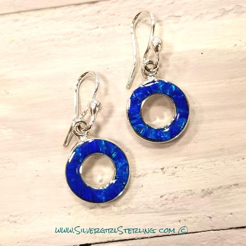 Dark Blue Opal