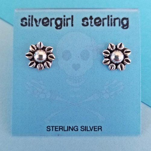 Daisy Tiny Post Earrings