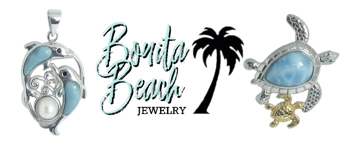 Bonita Beach Collection | Sterling Silver Beach and Sea Life Jewelry