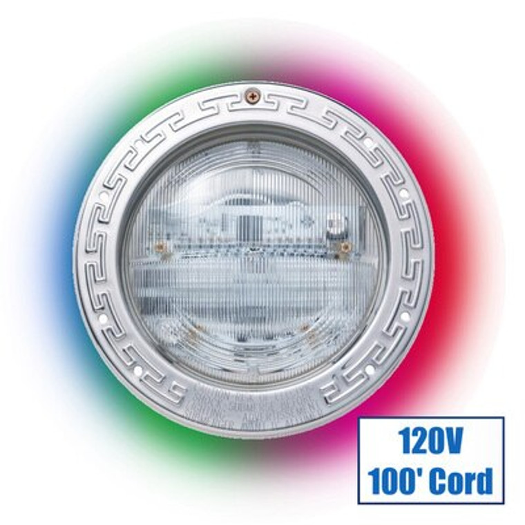 Pentair IntelliBrite Color 5G LED 120v Pool Light with 100 ft. Cord