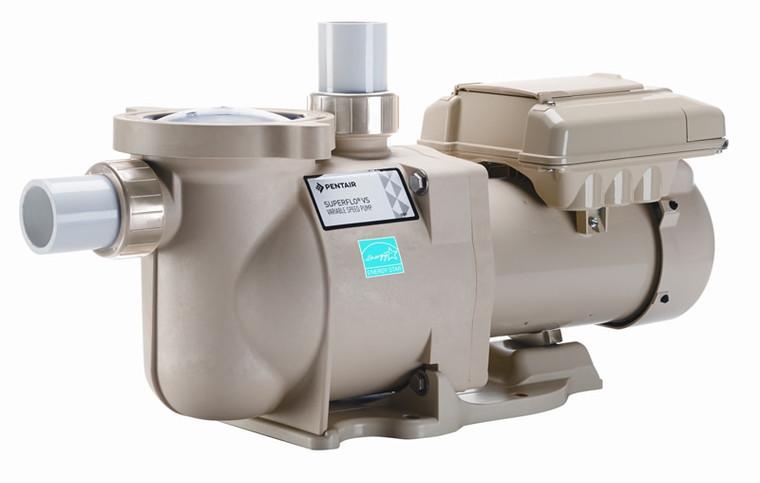 Pentair SuperFlo VS Variable Speed Pool Pump 1.5 HP 115/208-230v