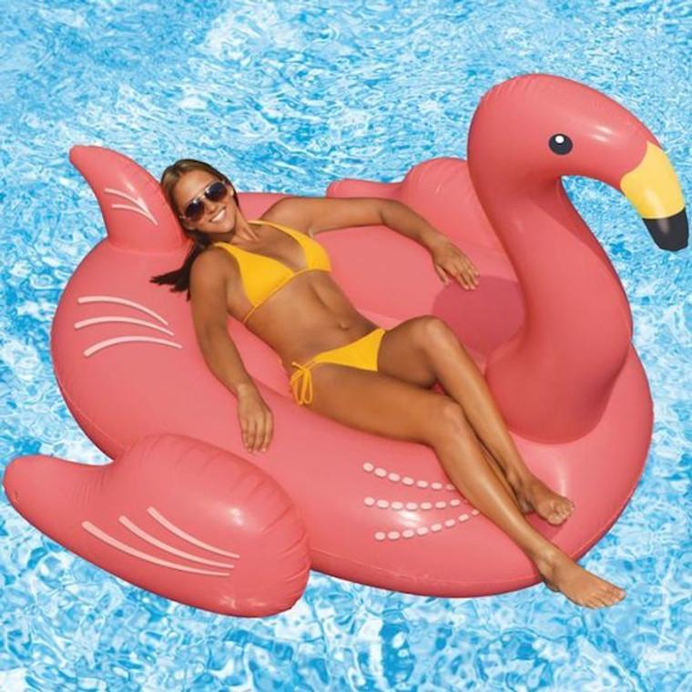 Swimline Giant Flamingo Float
