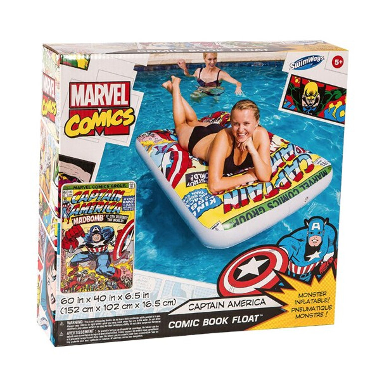 Swimways Captain America Float