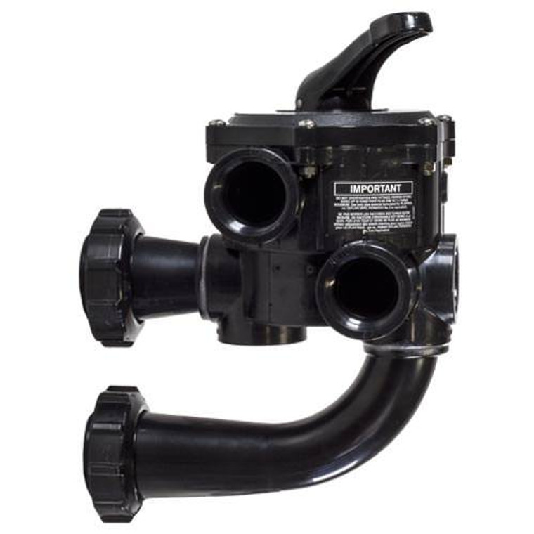 """Hayward Vari-Flo 1.5"""" Control Valve Assembly for High-Rate Sand Filters"""