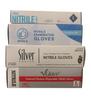 Assorted Nitrile Gloves (1 box, 100 gloves)