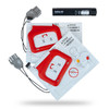 Physio-Control LIFEPAK® CR Plus Replacement Kit (CHARGE-PAK & 2 Sets of Adult Electrodes)