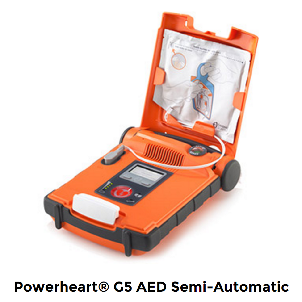 PowerHeart Semi-Automatic