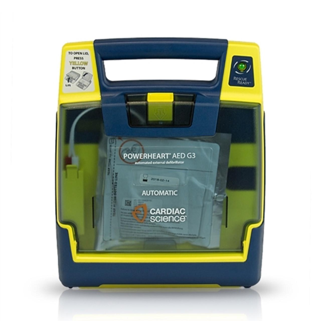Cardiac Science Powerheart AED G3 Plus