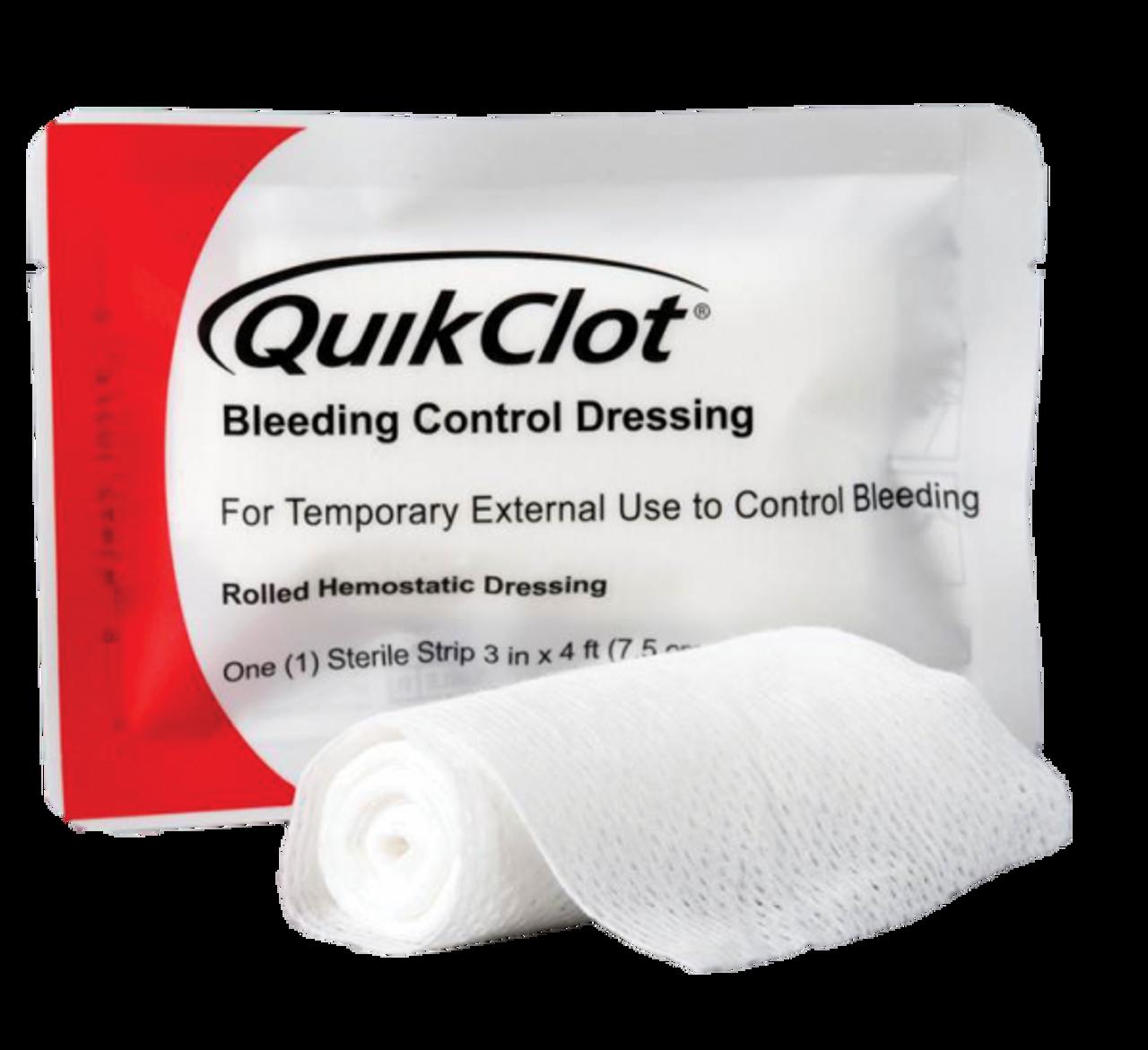 bleed control dressing gauze