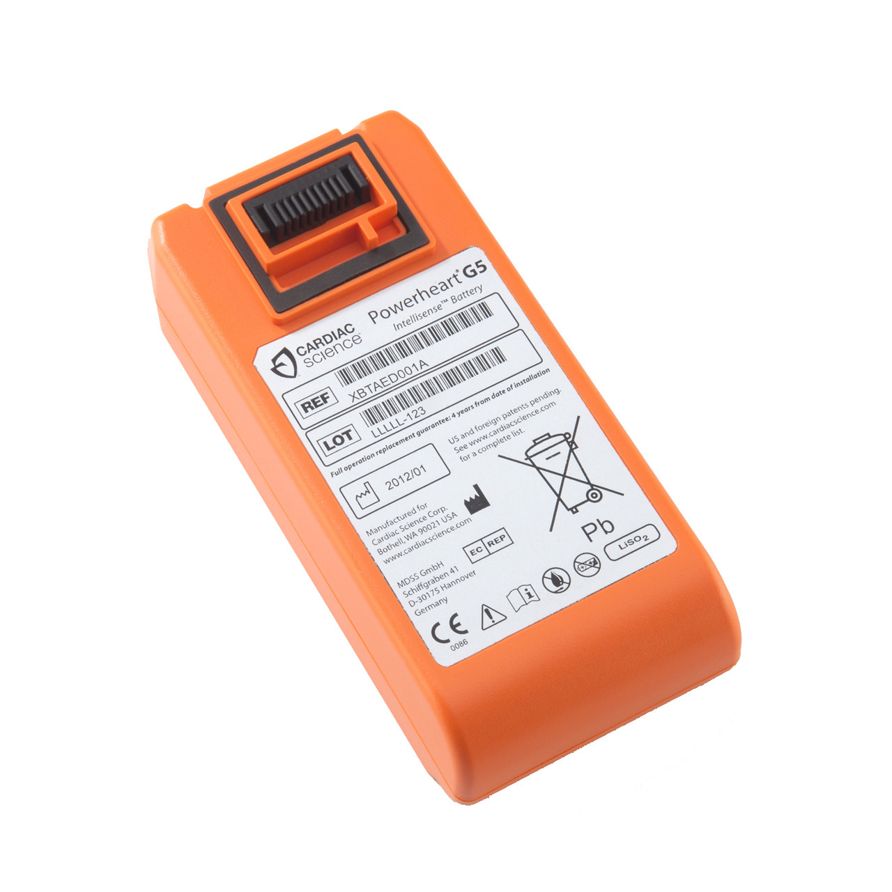 Cardiac Science G5 Battery
