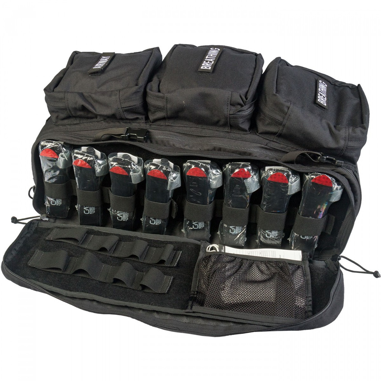 MCI Walk Kit, Black  (w 8 QuickLitters)
