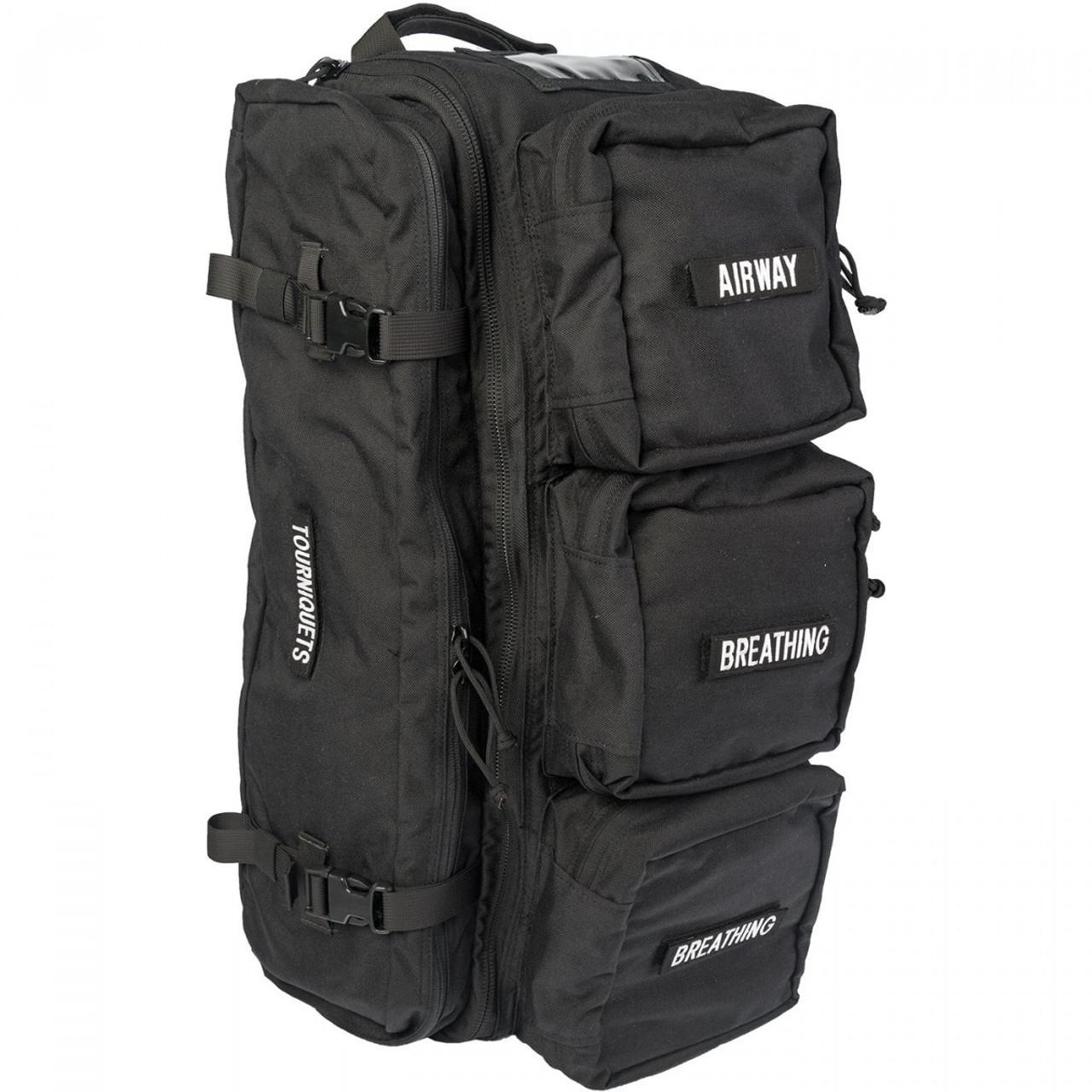 MCI Walk Kit, Black  (w MedEVAC Litter)