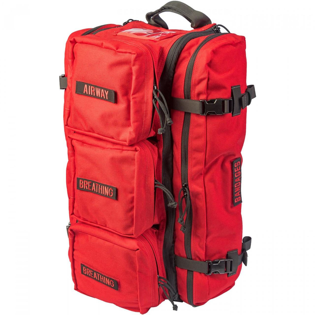 MCI Walk Kit, RED  (w 8 QuickLitters)