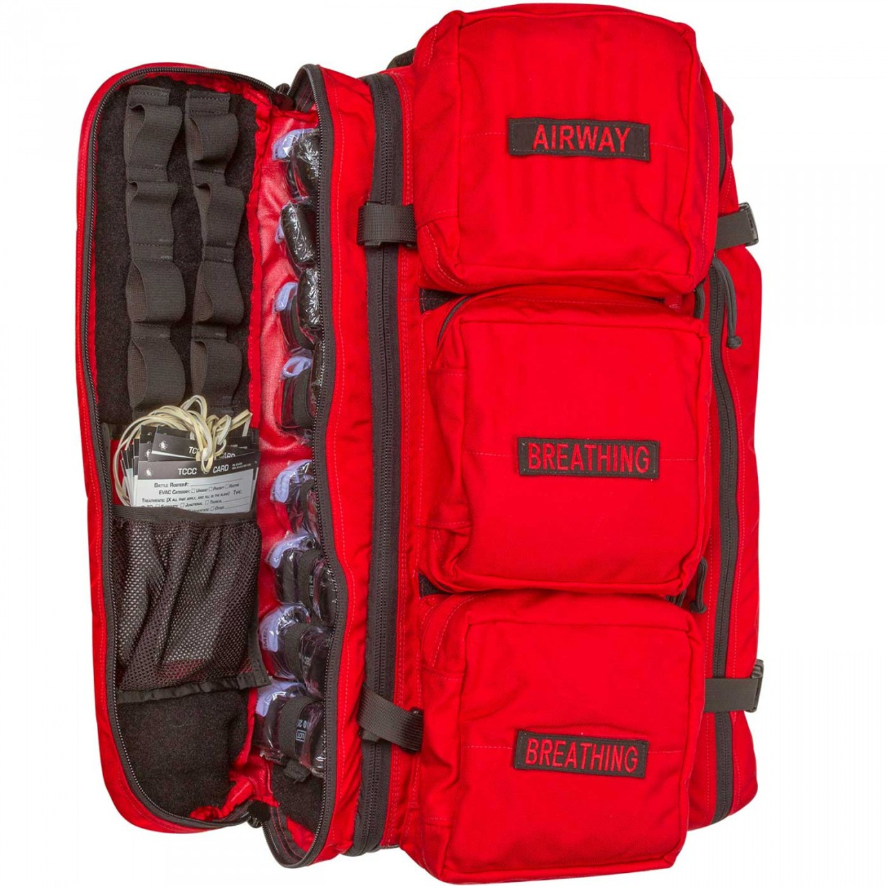 MCI Walk Kit, RED  (w 8 QuickLitters)