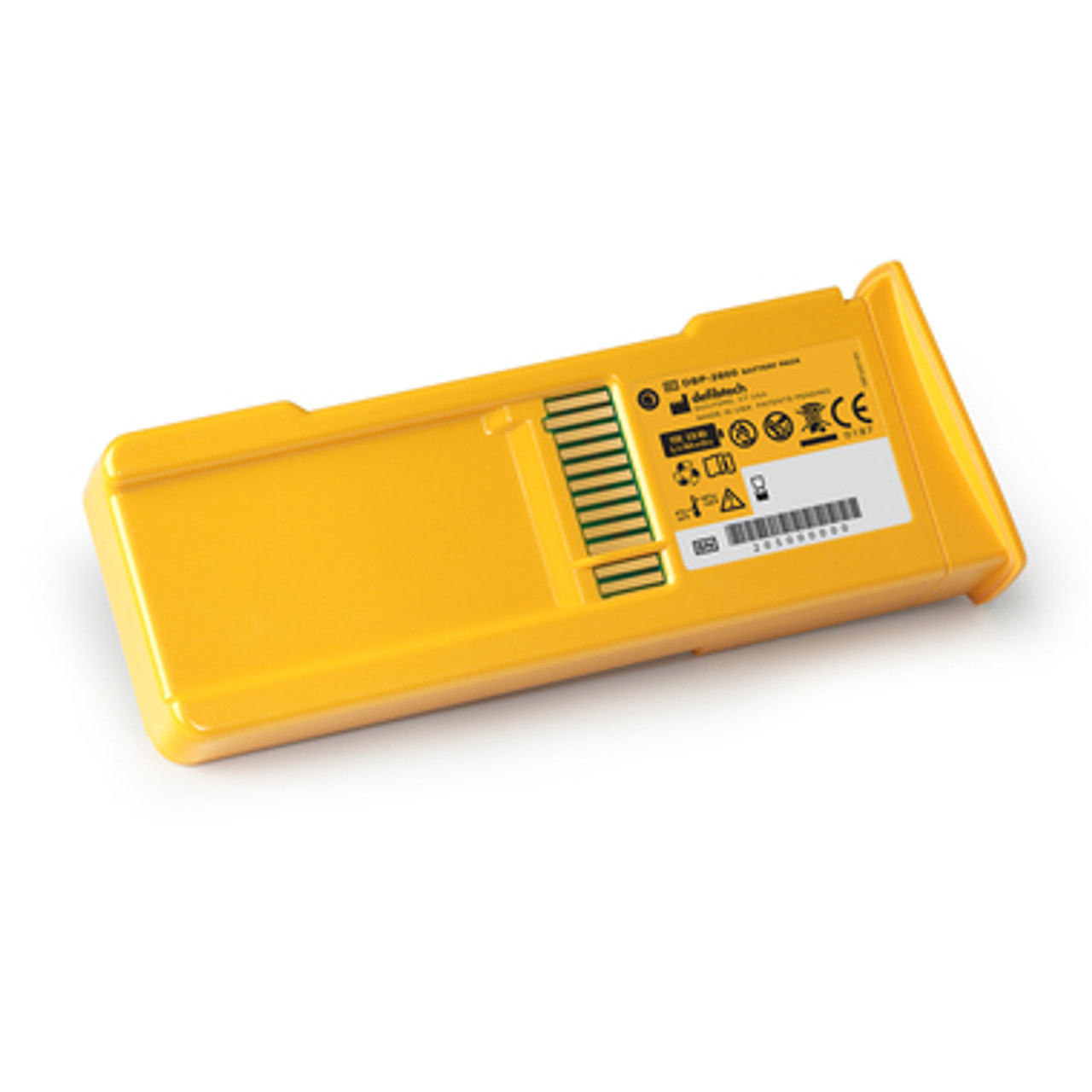 Defibtech 7 Year Battery Pack with 9V Lithium Battery