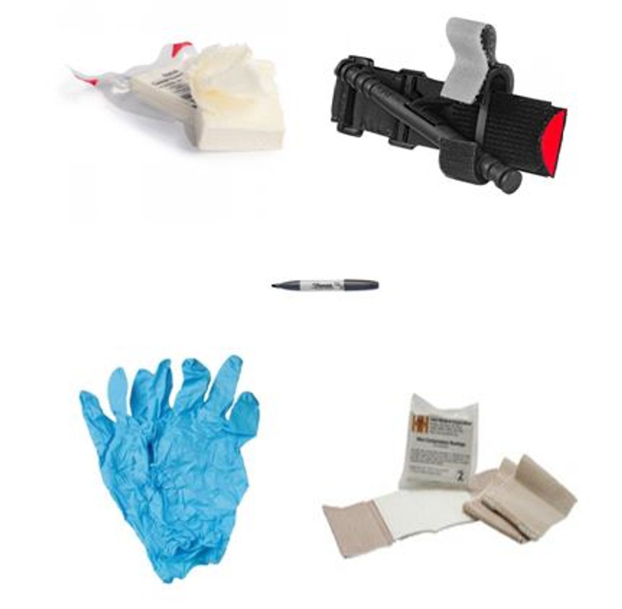 Premium Bleed Control Kit- WITHOUT Quik Clot