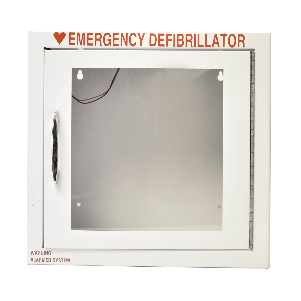 AED Standard-MM-Wall Cabinet-With Alarm