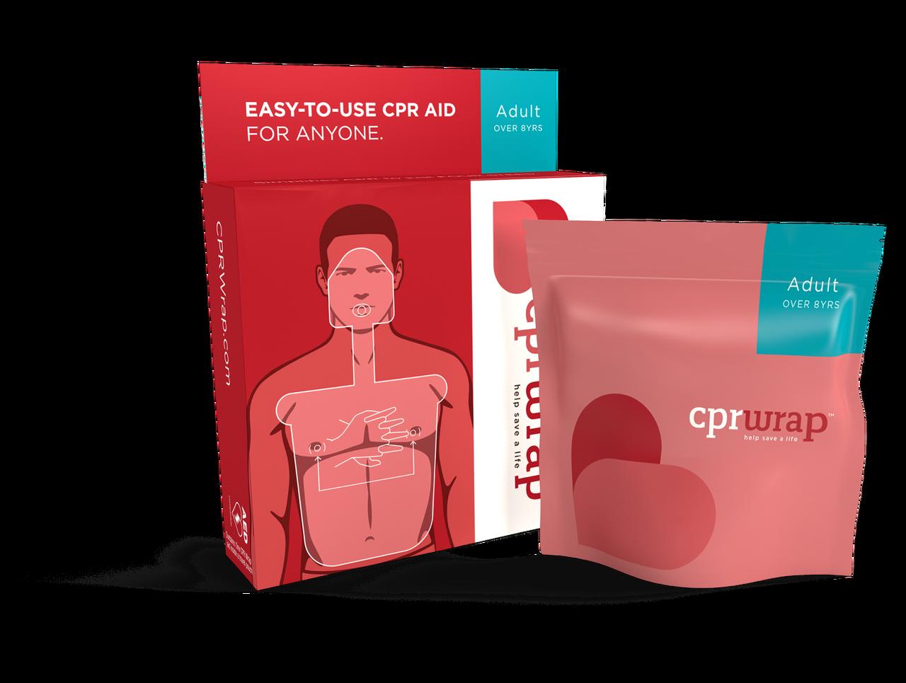 Adult CPRWrap® Aid