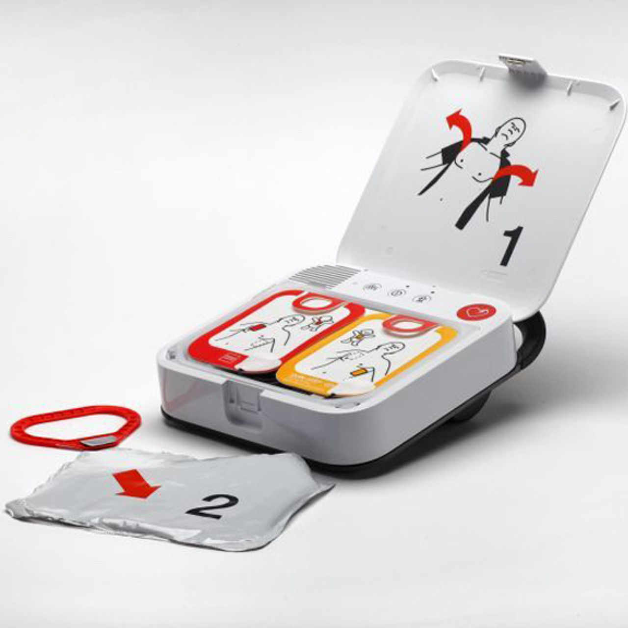 LIFEPAK CR2 FULLY-AUTOMATIC AED