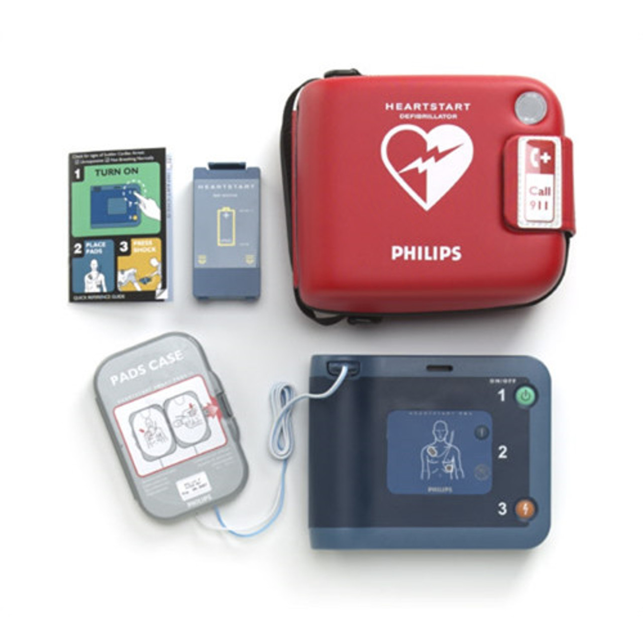 Recertified Philips FRx AED