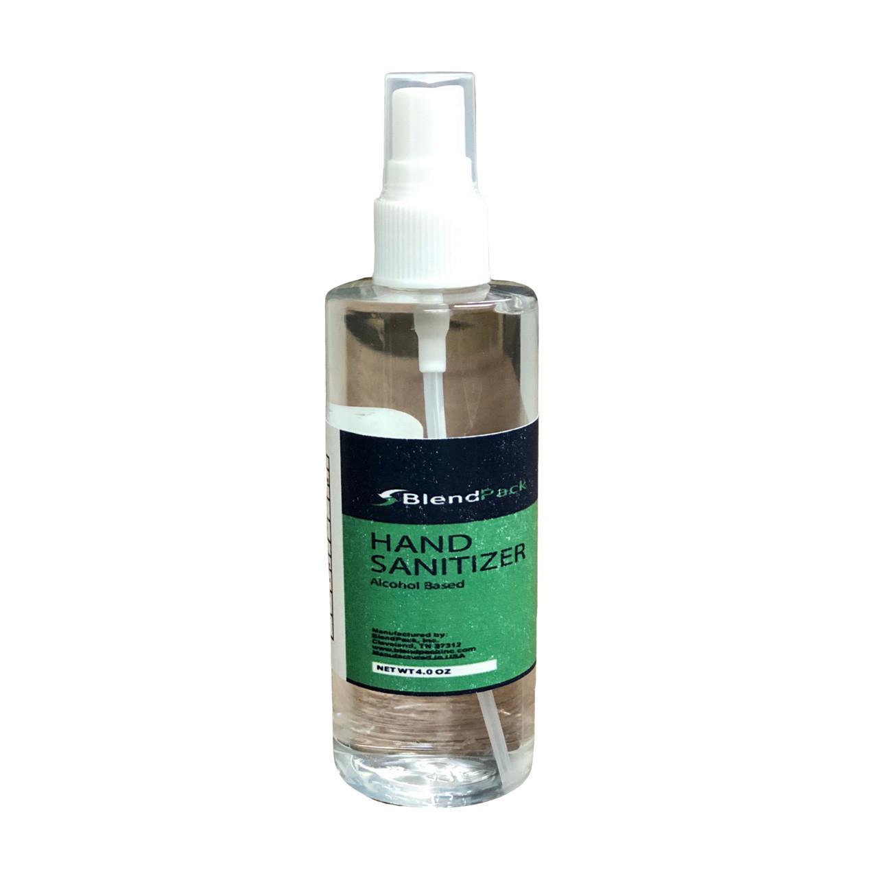 Hand Sanitizer - 4 oz
