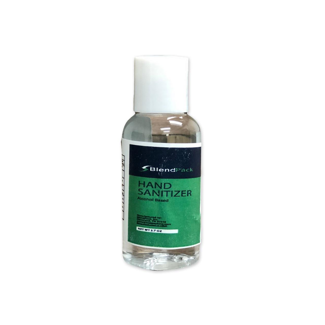 Hand Sanitizer - 2.7 oz