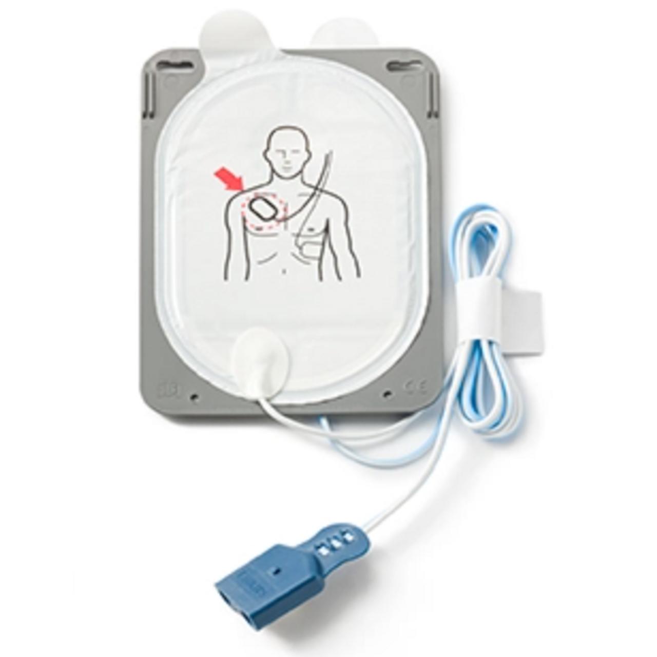 1 SET-Philips HeartStart FR3 Replacement Adult Smart Pads III (989803149981)