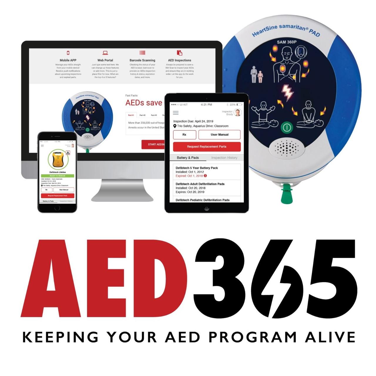 AED365 Program Management (Starting Price)