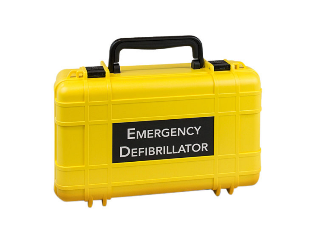 Defibtech Lifeline™ AED Deluxe Hard Yellow Carrying Case (DAC-111)