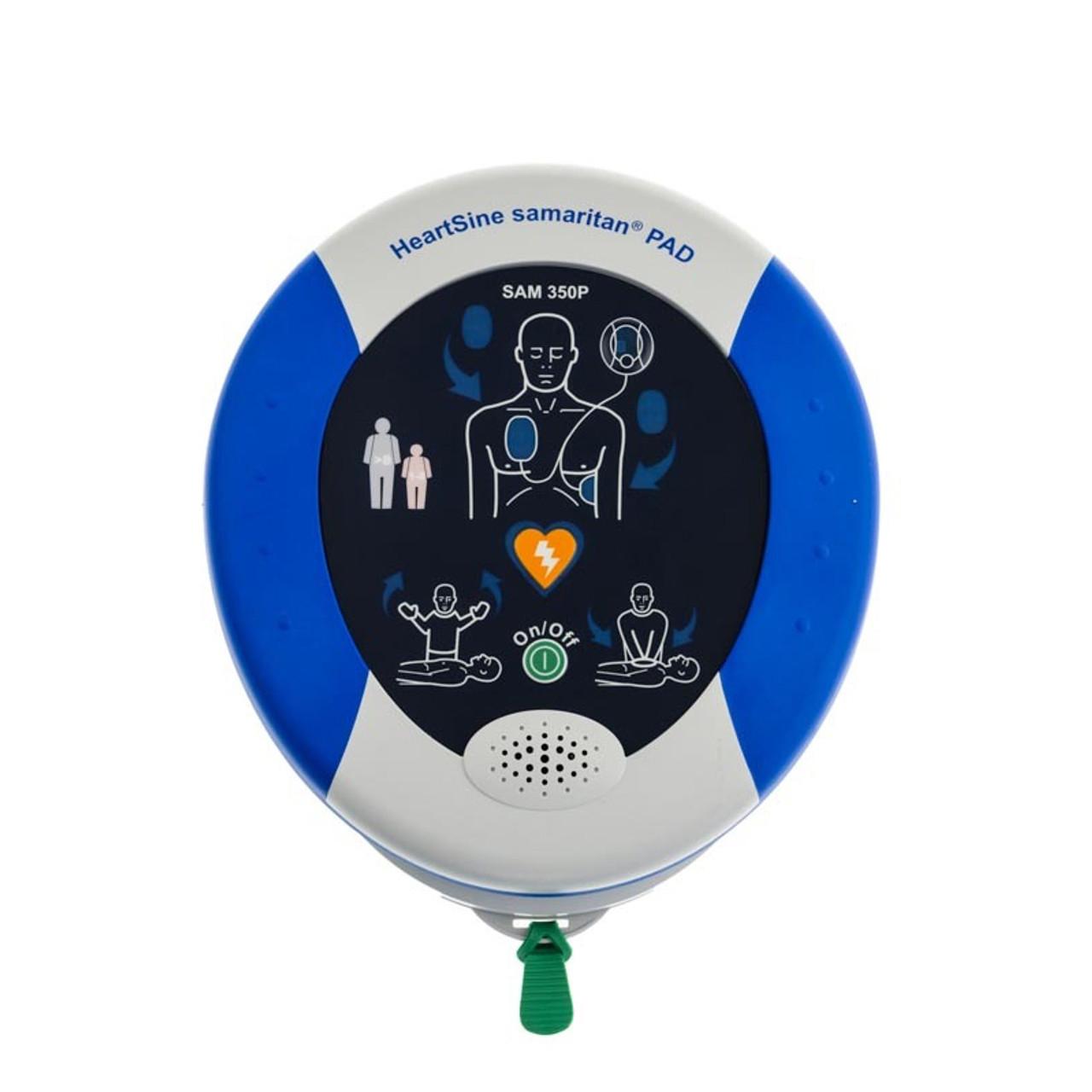HeartSine® Samaritan® PAD 350P MAP