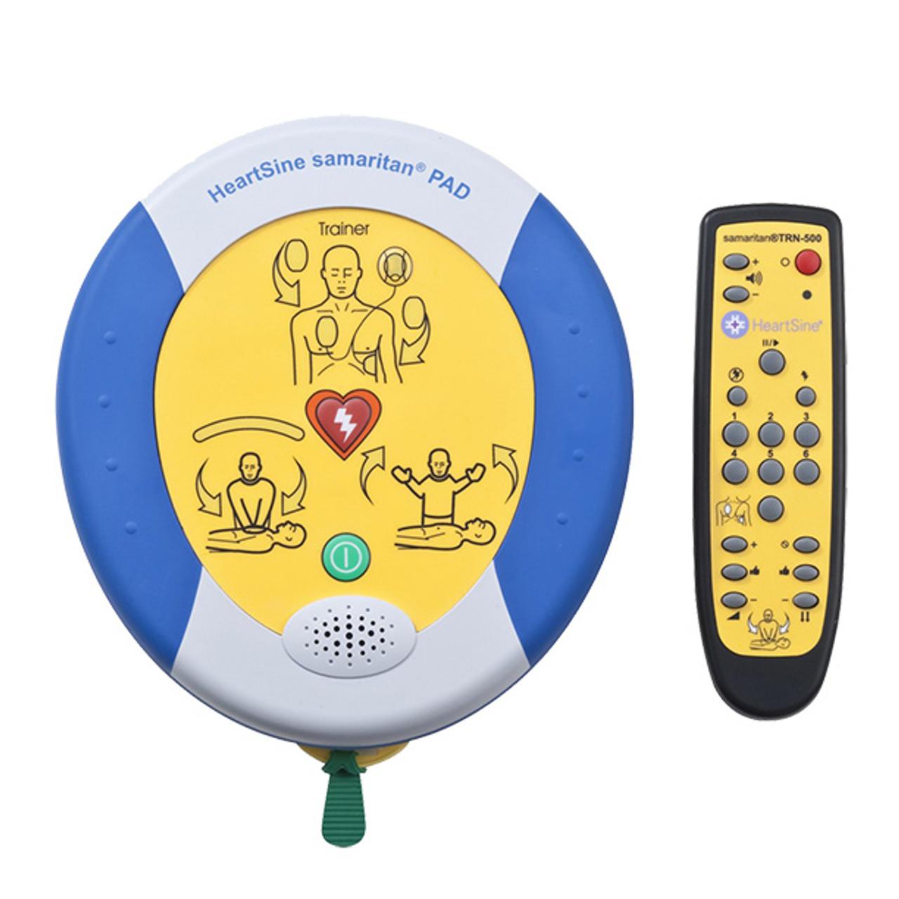HeartSine Samaritan PAD 350P Trainer/Demo with remote
